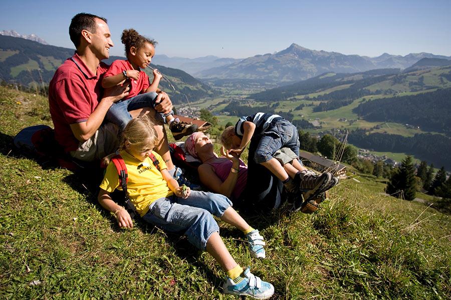Single-Urlaub mit Kind Angebote und Pauschalen Weibach
